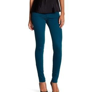 Denim - J Brand Super Skinny Mid Rise Jeans/Style #117965